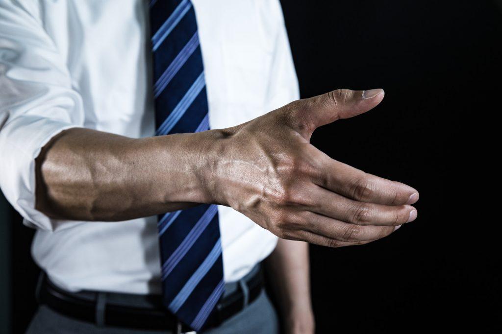 握力を鍛える