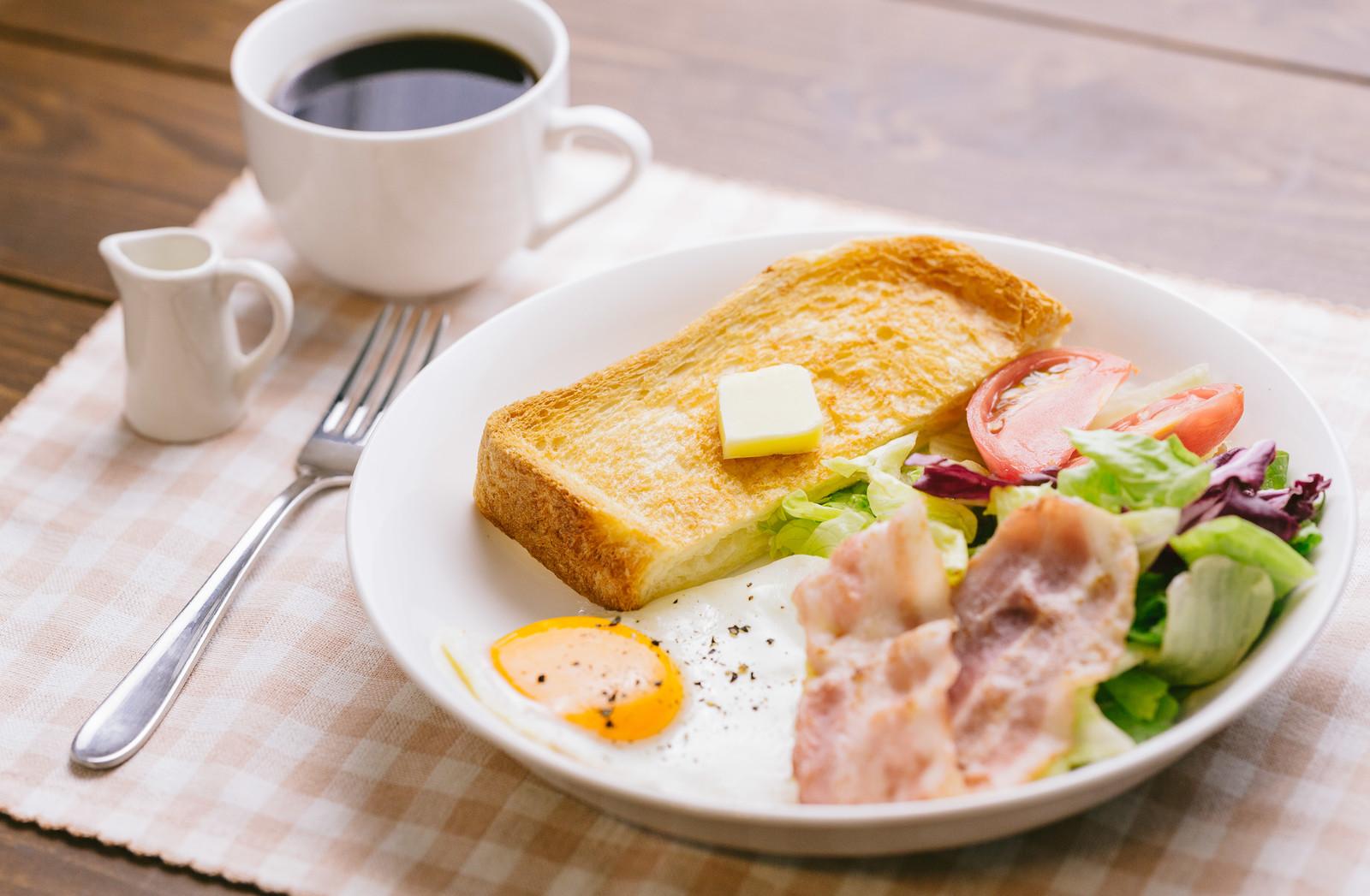 朝食はダイエットの基本!しっかり食べて体内時計をリセットしよう