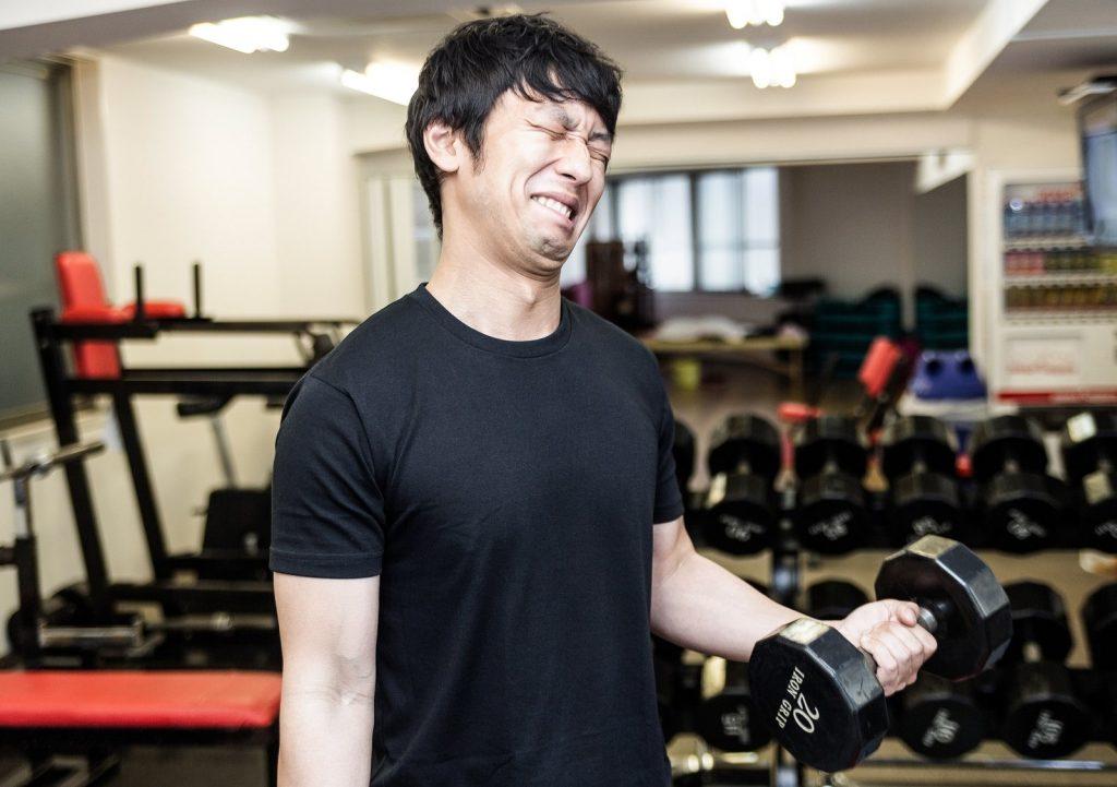 筋肉に新しい刺激を与えたい